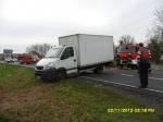 Wypadek w Kuśnierzu - 03.11.2012 r.