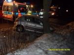 Wypadek na drodze krajowej nr 25